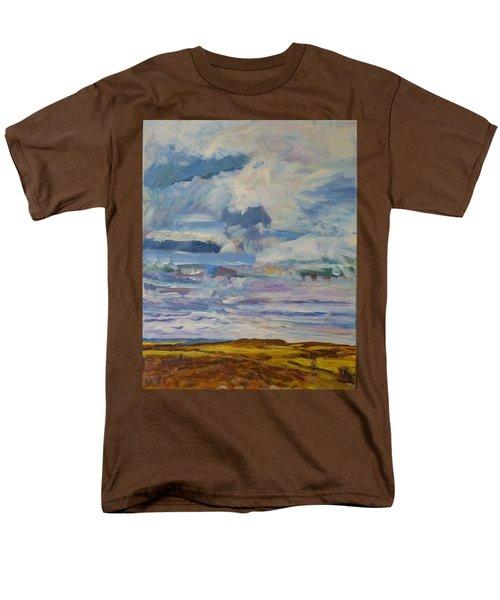 Plain Glories Men's T-Shirt  (Regular Fit) by Helen Campbell