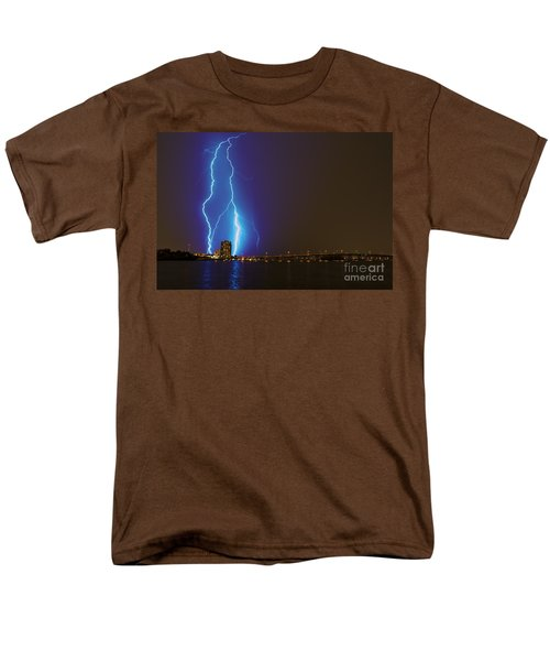 Sky's The Limit Men's T-Shirt  (Regular Fit) by Quinn Sedam