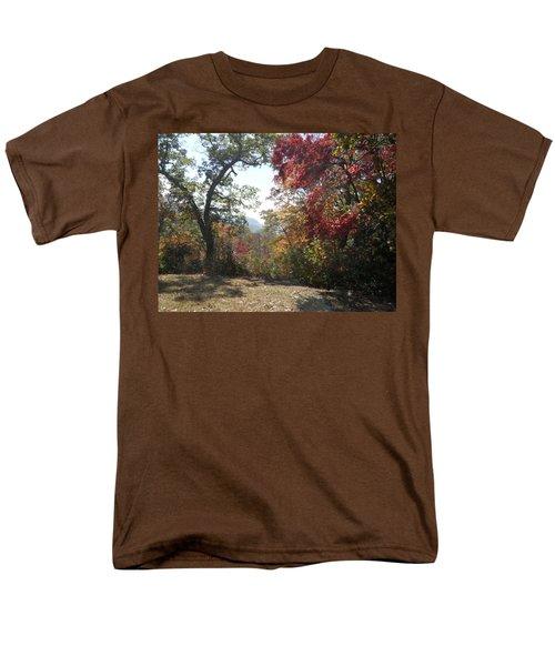 Smokies 12 Men's T-Shirt  (Regular Fit) by Val Oconnor