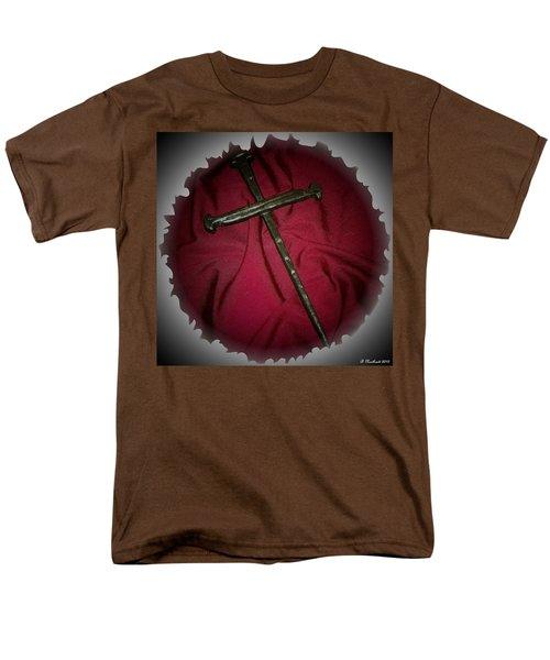 Men's T-Shirt  (Regular Fit) featuring the photograph Soft Landing by Betty Northcutt