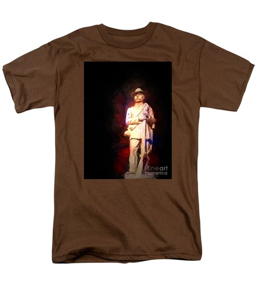 Men's T-Shirt  (Regular Fit) featuring the photograph Southern Gent by Ken Frischkorn