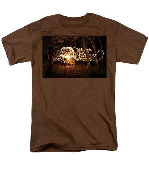 Spirit Dance Men's T-Shirt  (Regular Fit) by Ellery Russell