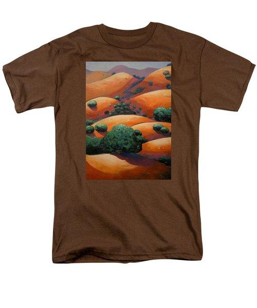 Splendid Uphill Men's T-Shirt  (Regular Fit) by Gary Coleman