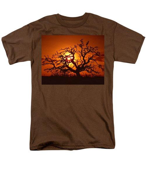 Spooky Tree Men's T-Shirt  (Regular Fit) by Stephen Anderson
