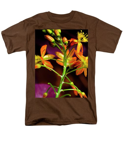 Men's T-Shirt  (Regular Fit) featuring the photograph Spring Blossoms 3 by Stephen Anderson