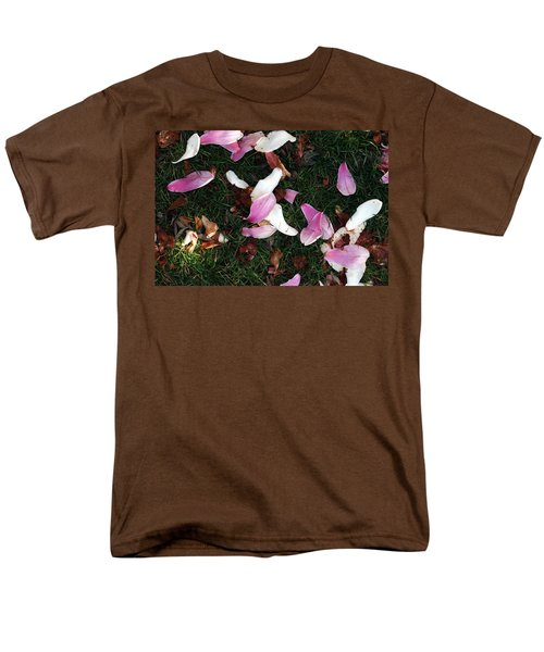 Spring Carpet Men's T-Shirt  (Regular Fit) by Dorin Adrian Berbier