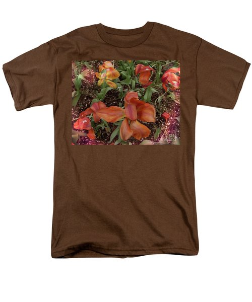 Men's T-Shirt  (Regular Fit) featuring the photograph Spring Fever by Kathie Chicoine