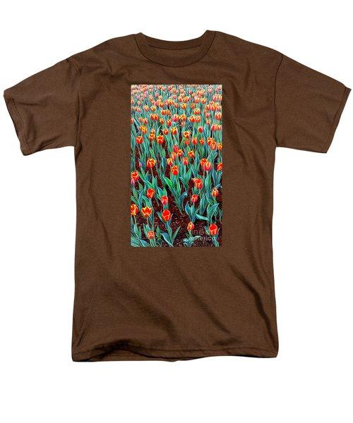 Spring In Holland Men's T-Shirt  (Regular Fit) by Ian Gledhill