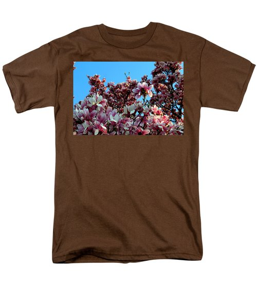 Spring Is Here Men's T-Shirt  (Regular Fit) by Dorin Adrian Berbier