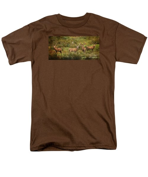 Stag Party The Boys Men's T-Shirt  (Regular Fit) by Linsey Williams
