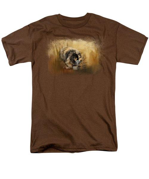 Stalking Autumn Men's T-Shirt  (Regular Fit)