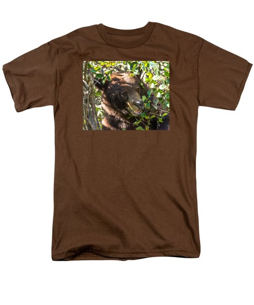Men's T-Shirt  (Regular Fit) featuring the photograph Step Away From The Berries by Yeates Photography