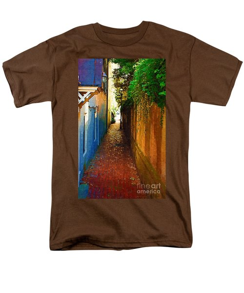 Stoll's Ally Men's T-Shirt  (Regular Fit) by Donna Bentley