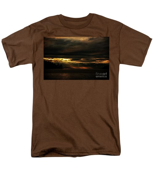 Storm Men's T-Shirt  (Regular Fit) by Elaine Hunter