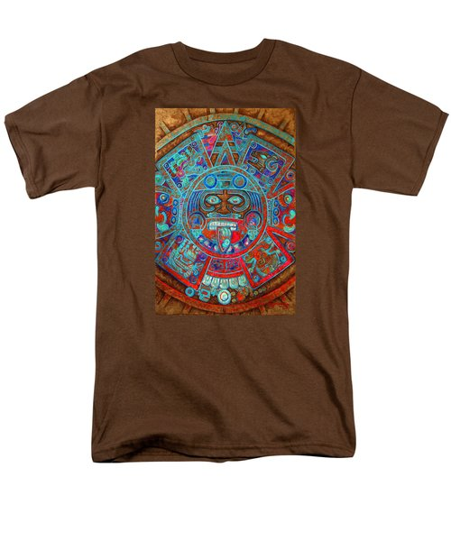 Sun Stone Men's T-Shirt  (Regular Fit)