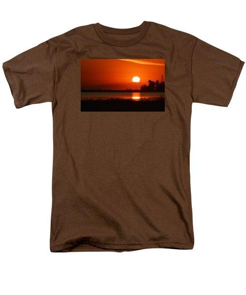 Sundown Men's T-Shirt  (Regular Fit) by AJ  Schibig