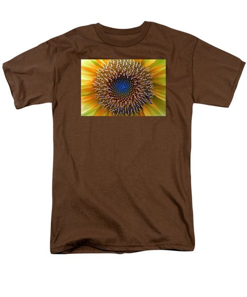 Sunflower Jewels Men's T-Shirt  (Regular Fit) by Suzanne Stout