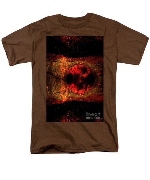Men's T-Shirt  (Regular Fit) featuring the photograph Sunrise  by Lila Fisher-Wenzel
