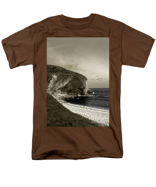 Sunset Cliff Men's T-Shirt  (Regular Fit)