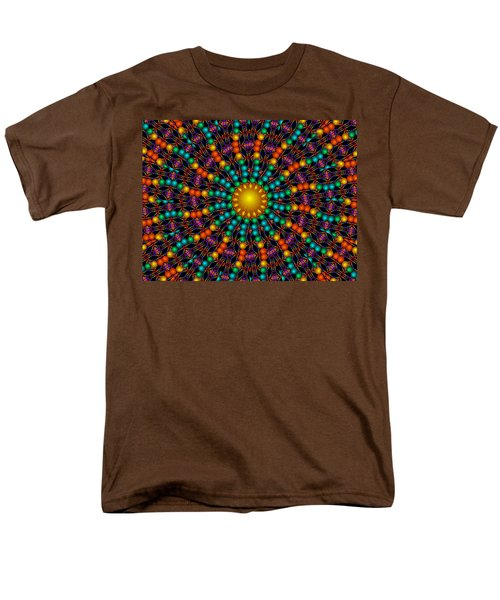 Men's T-Shirt  (Regular Fit) featuring the digital art Sunshine Daydream by Robert Orinski