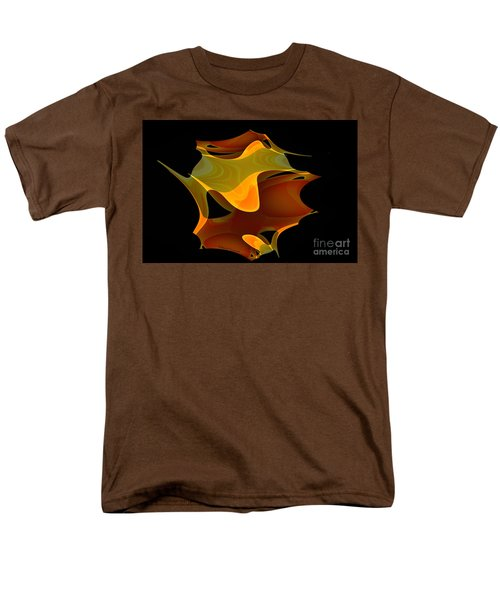 Surreal Shape Men's T-Shirt  (Regular Fit) by Thibault Toussaint
