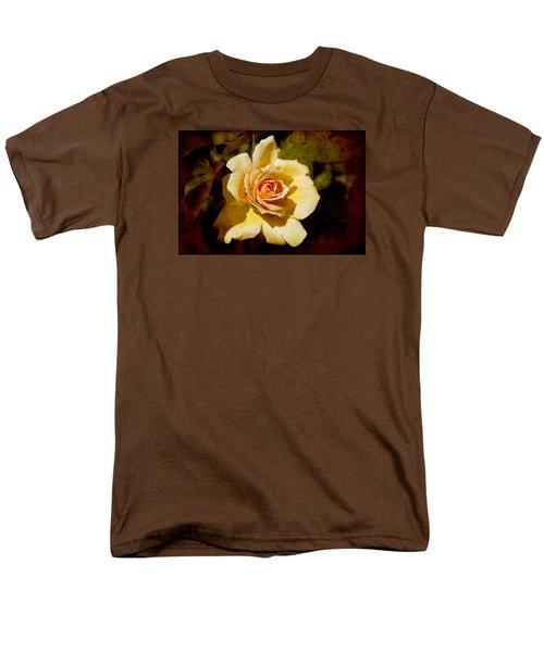 Sweet Rose Men's T-Shirt  (Regular Fit) by Milena Ilieva