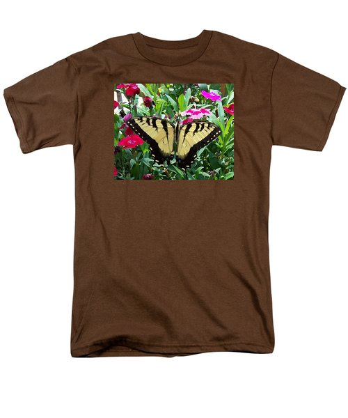 Men's T-Shirt  (Regular Fit) featuring the photograph Symmetry by Sandi OReilly