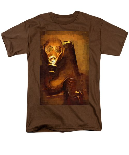 Men's T-Shirt  (Regular Fit) featuring the painting Tainted by Holly Ethan