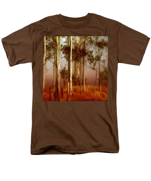 Tall Timbers Men's T-Shirt  (Regular Fit) by Holly Kempe