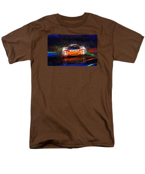 Targa Tempest Men's T-Shirt  (Regular Fit) by Alan Greene