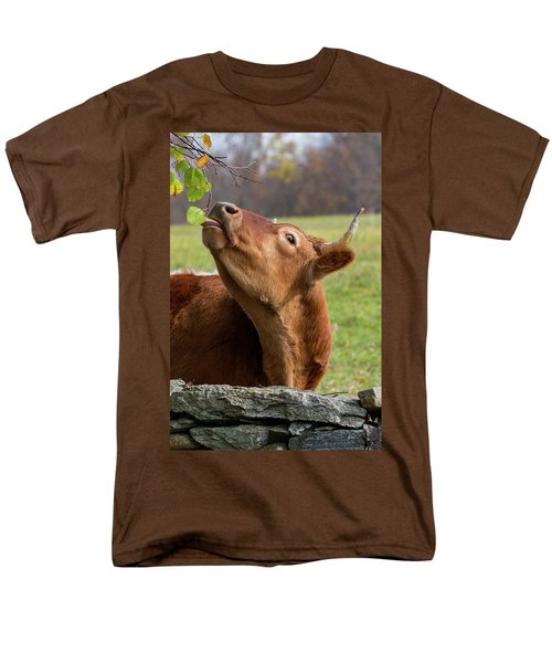 Men's T-Shirt  (Regular Fit) featuring the photograph Tasty by Bill Wakeley