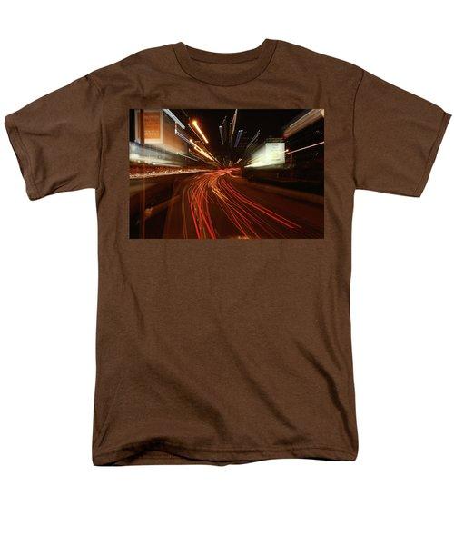 Tel Aviv Doom Men's T-Shirt  (Regular Fit) by Shlomo Zangilevitch