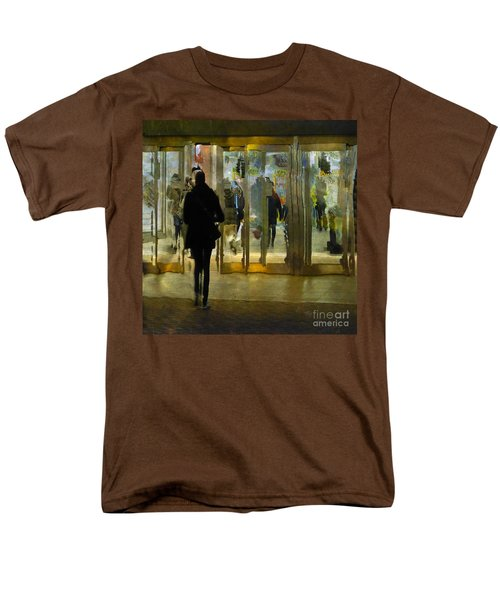 Temptation Men's T-Shirt  (Regular Fit) by LemonArt Photography