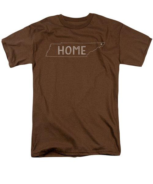 Tennessee Home Men's T-Shirt  (Regular Fit)