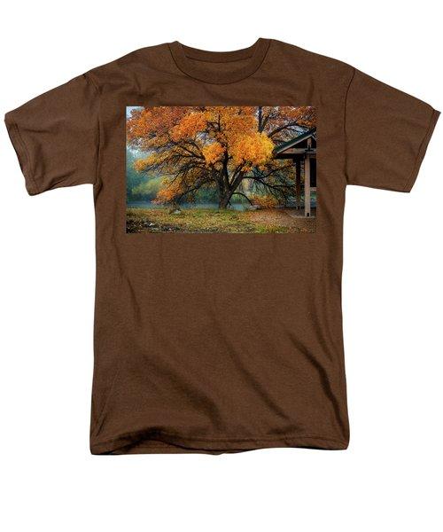 The Autumn Tree Men's T-Shirt  (Regular Fit)