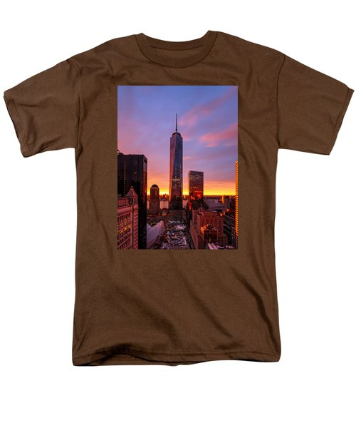 The Beauty Of God Men's T-Shirt  (Regular Fit) by Anthony Fields