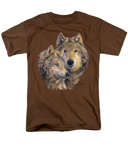 The Bond Men's T-Shirt  (Regular Fit) by Lucie Bilodeau