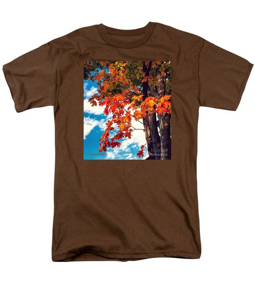 The  Changing  Men's T-Shirt  (Regular Fit) by MaryLee Parker