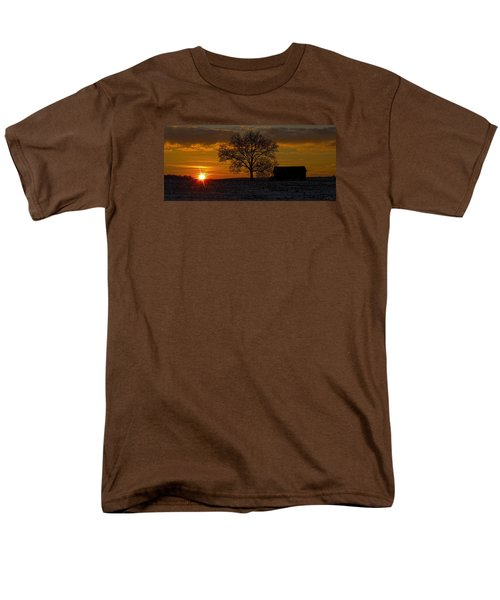 The Circle Of Life Men's T-Shirt  (Regular Fit) by Skip Tribby
