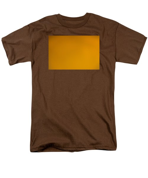 The Color Of Rust Men's T-Shirt  (Regular Fit) by Wanda Krack