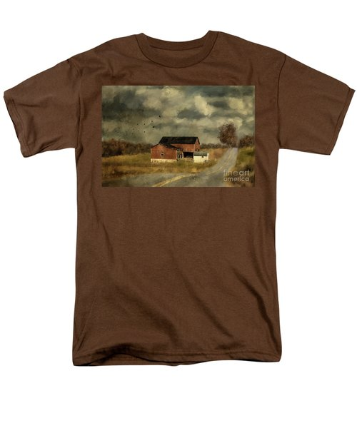 The Coming On Of Winter Men's T-Shirt  (Regular Fit) by Lois Bryan