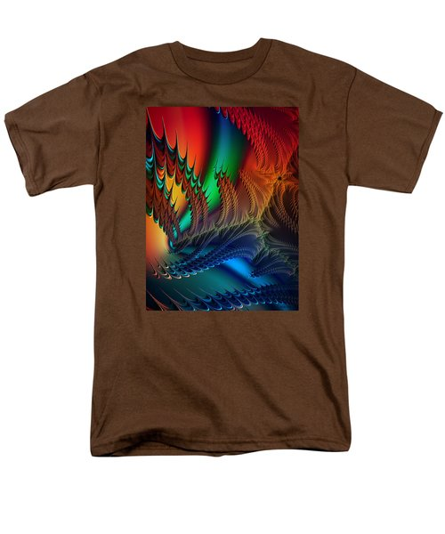 The Dragon's Den Men's T-Shirt  (Regular Fit) by Kathy Kelly