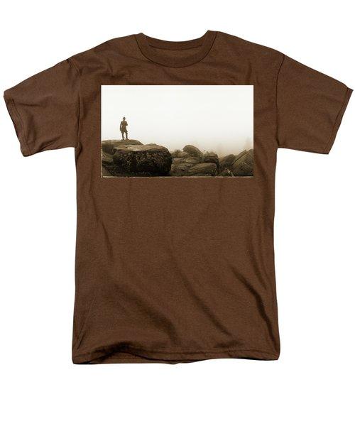 The General's View Men's T-Shirt  (Regular Fit)