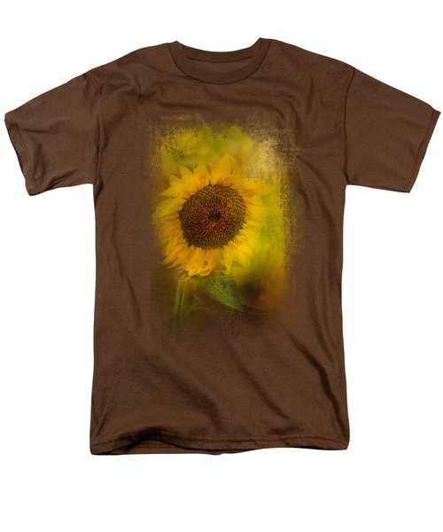 The Happiest Flower Men's T-Shirt  (Regular Fit) by Jai Johnson