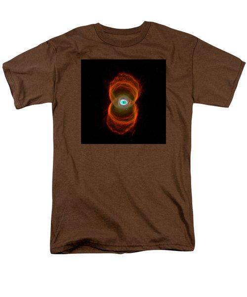 The Hourglass Nebula  Men's T-Shirt  (Regular Fit)