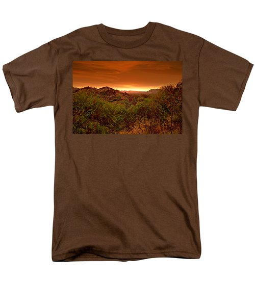 The Land Before Time Men's T-Shirt  (Regular Fit) by Paul Svensen