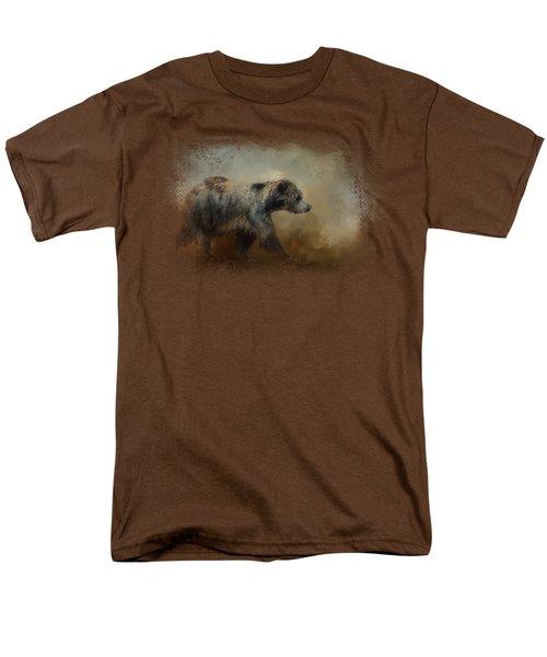 The Long Walk Home Men's T-Shirt  (Regular Fit) by Jai Johnson