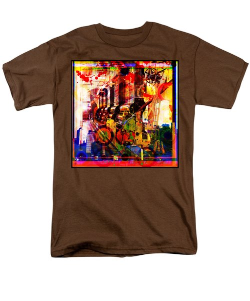 The Machine Age Men's T-Shirt  (Regular Fit)