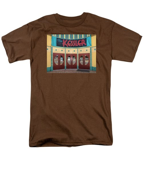 The Movie Theater Men's T-Shirt  (Regular Fit) by David and Carol Kelly