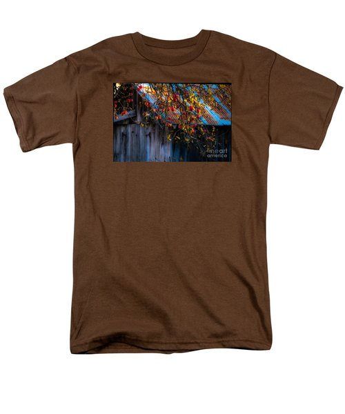 The Old Barn Men's T-Shirt  (Regular Fit) by Sherman Perry